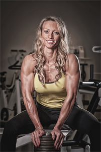 Osobní trenérka - Margit Zamola
