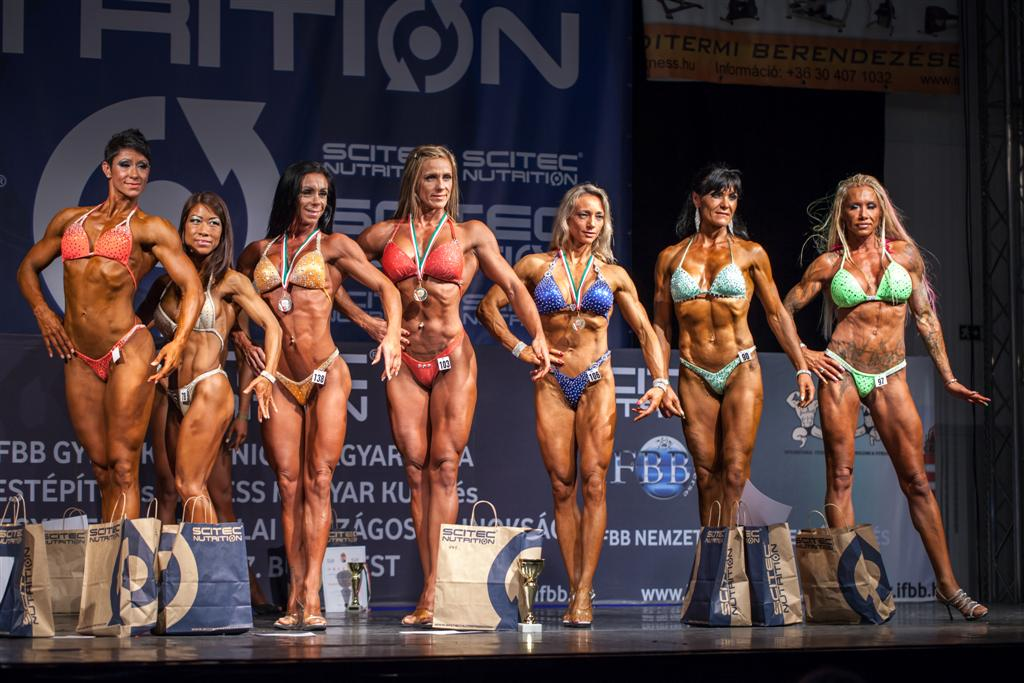 IFBB Hungarian Cup 2013 Budapest