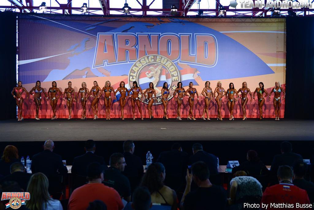 Arnold Classic Europe 2013 Madrid